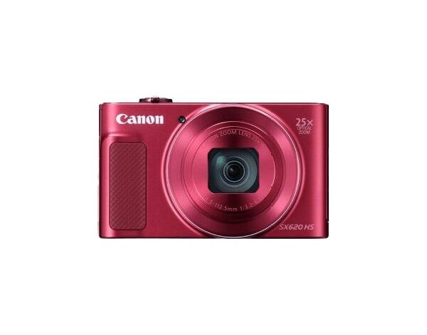 Aparat CANON PowerShot SX620 HS Essentials Kit Czerwony