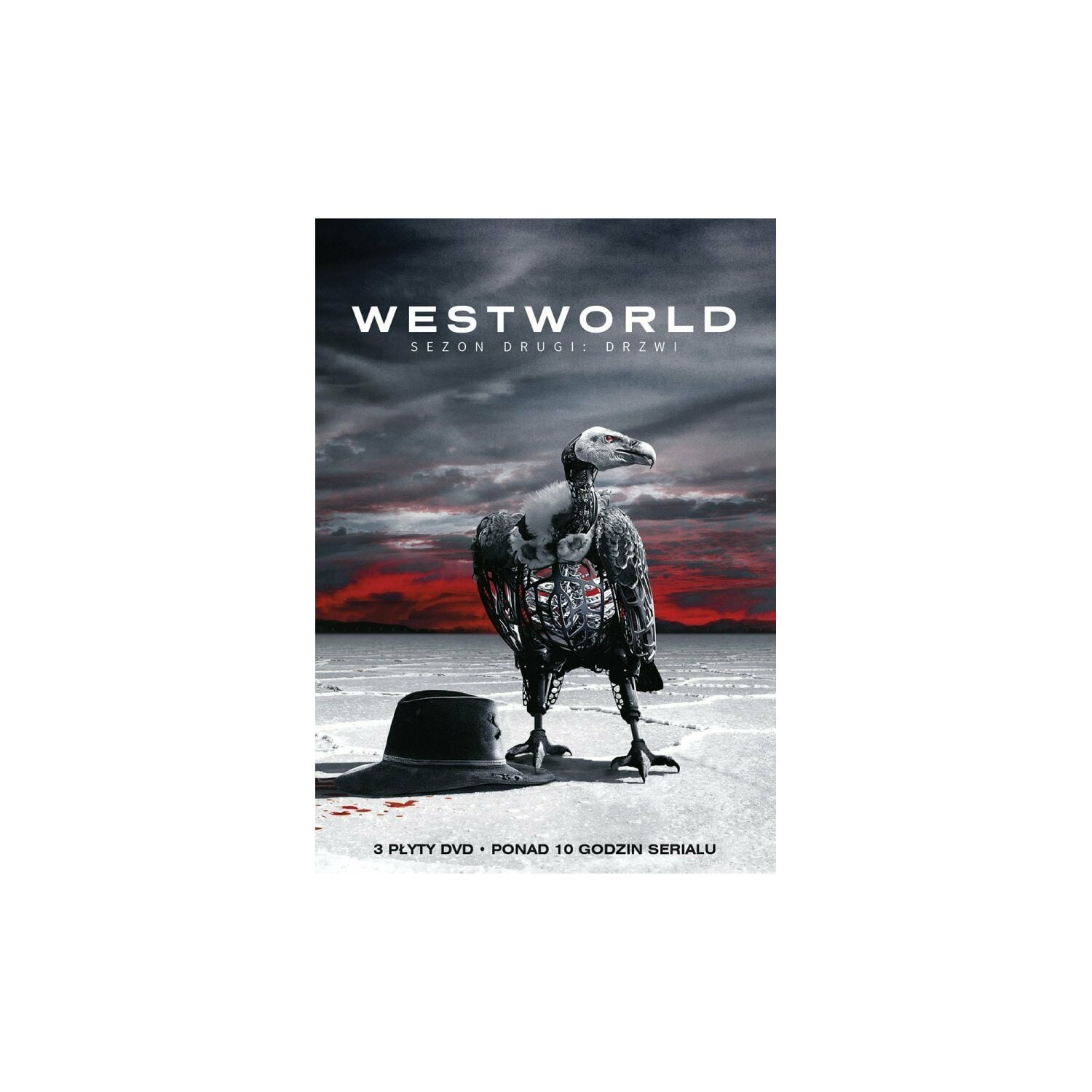 Westworld. Sezon 2 (3DVD)