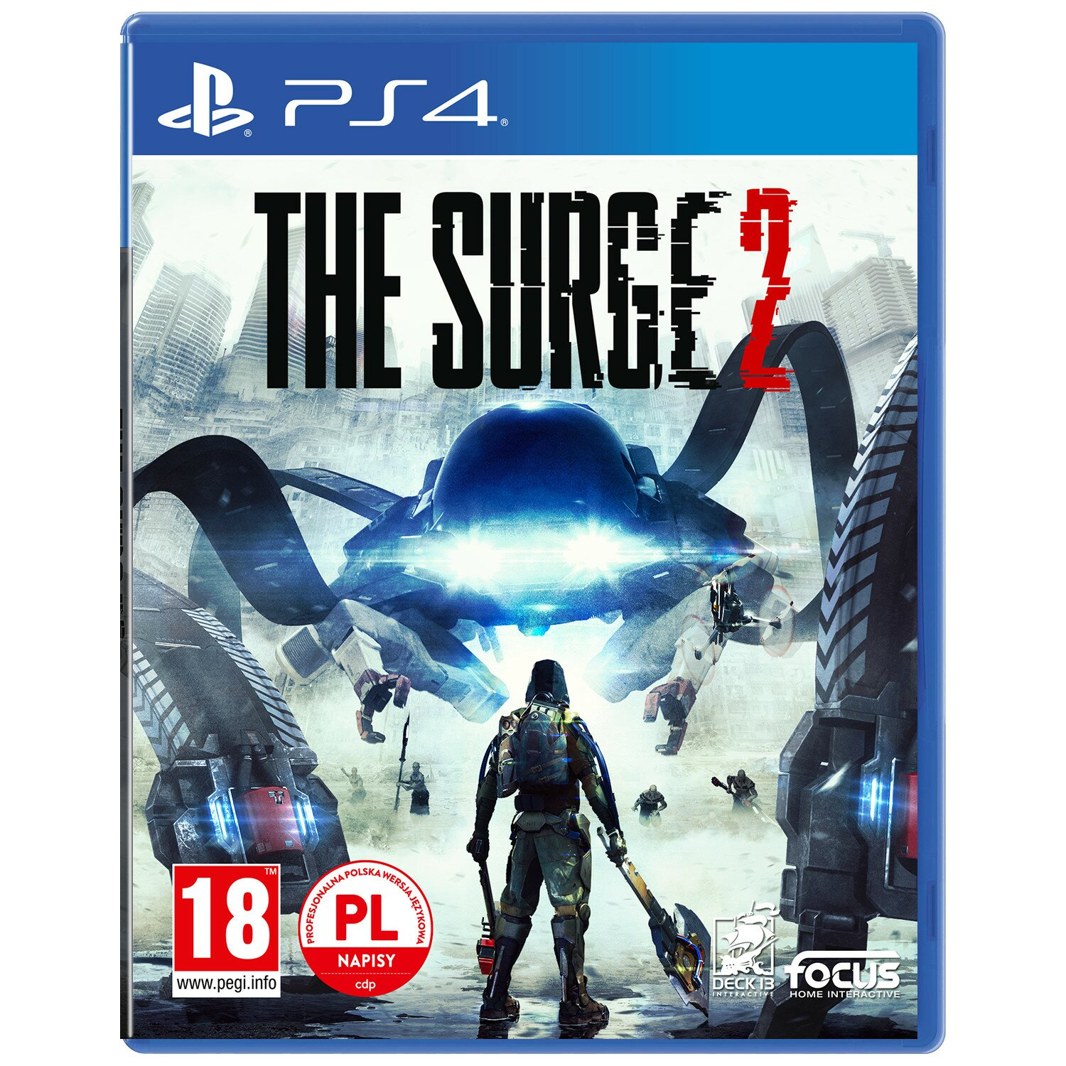 Gra PS4 The Surge 2