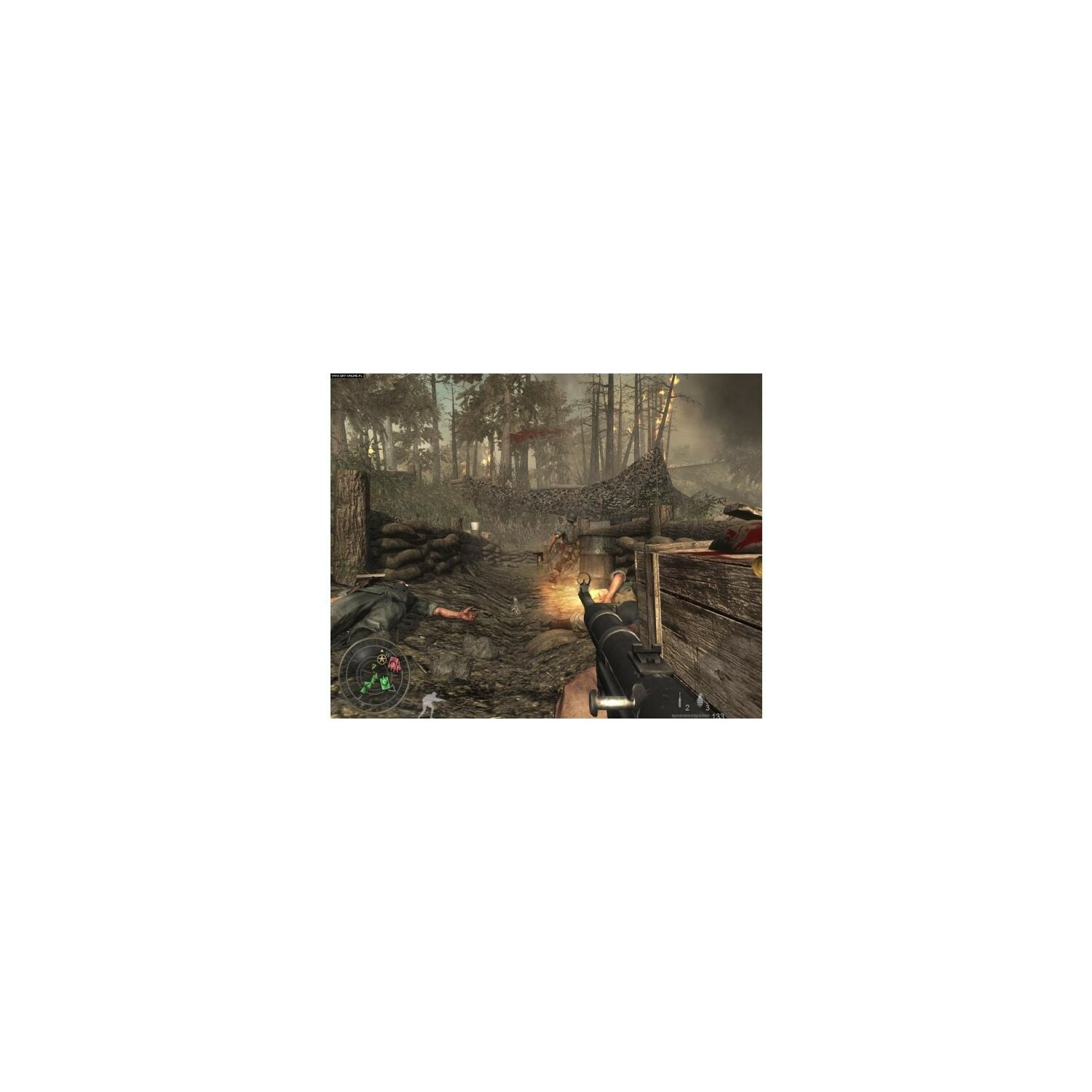 Gra PC Call of Duty: World at War