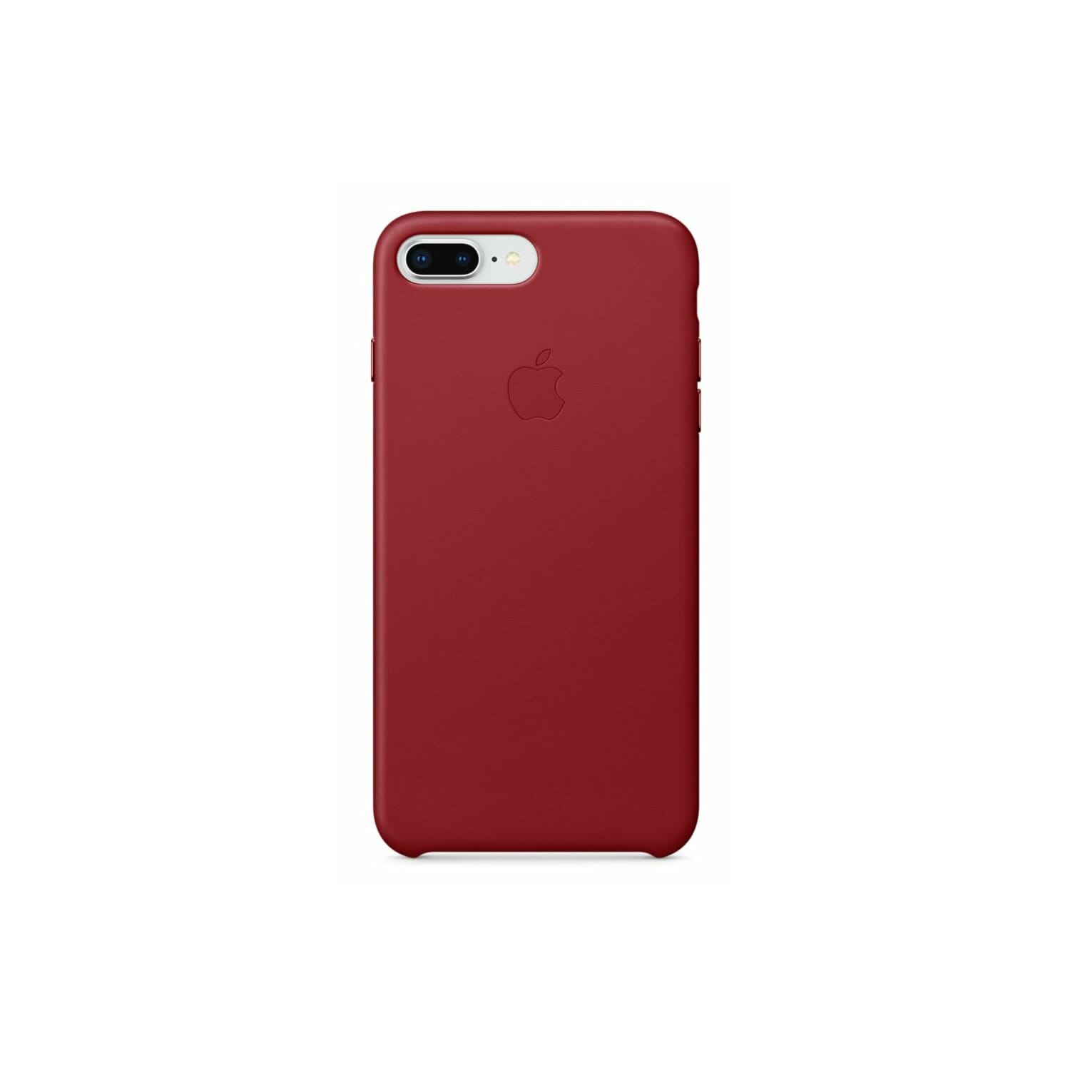 Skórzane etui do APPLE iPhone 8 Plus / 7 Plus (PRODUCT)RED MQHN2ZM/A