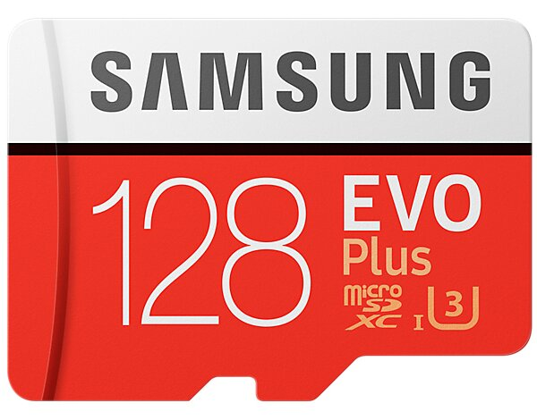 Karta pamięci SAMSUNG EVO Plus 128GB MicroSD MB-MC128GA/EU + adapter