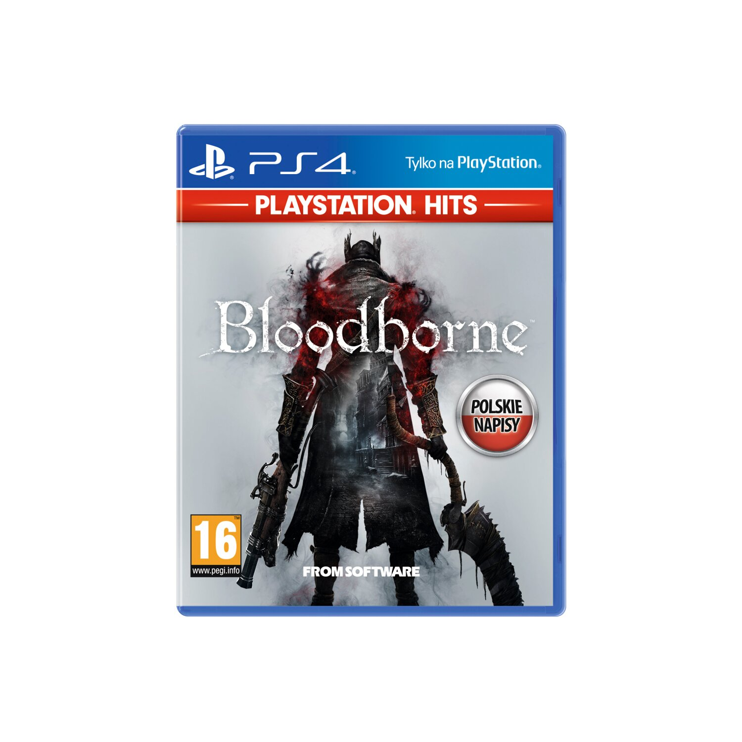 Gra PS4 PlayStation HITS Bloodborne
