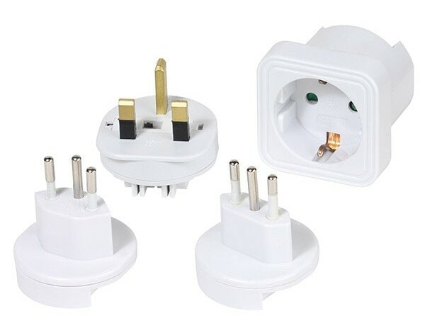 Adapter podróżny VIVANCO 36217