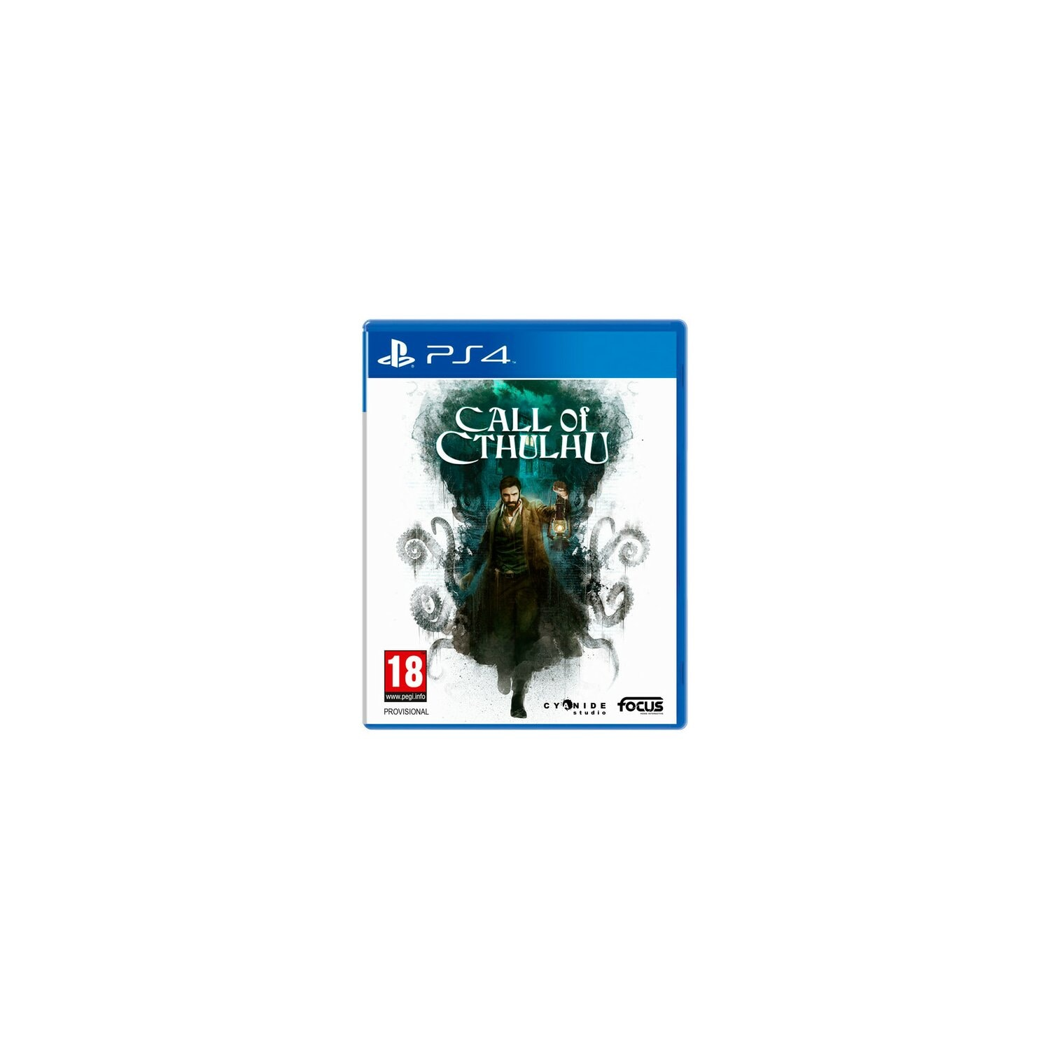Gra PS4 Call of Cthulhu