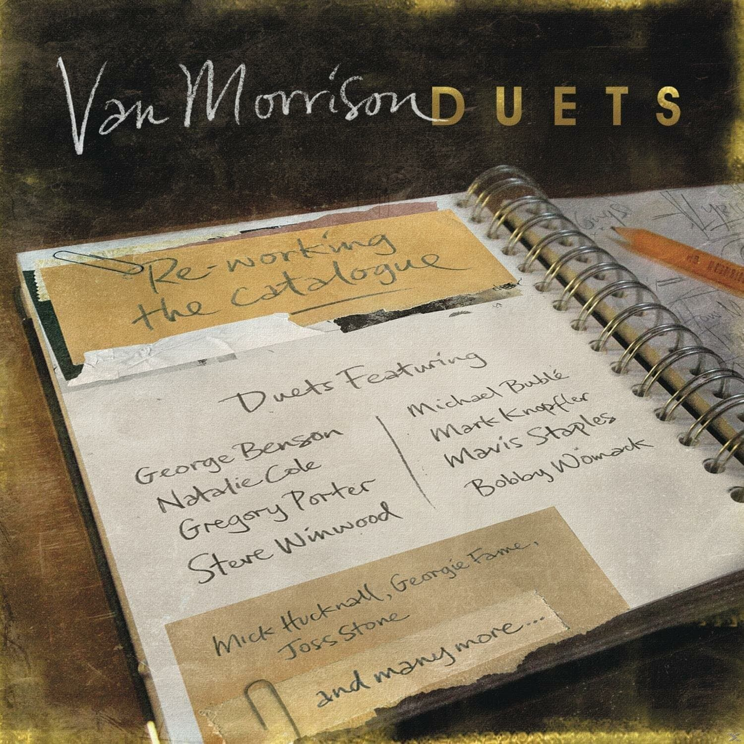 Duets: Re-Working The Catalogue