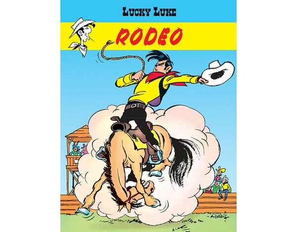 Lucky Luke. Rodeo. Tom 2