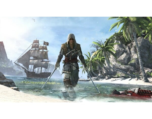 Gra Xbox One Assassin's Creed IV Black Flag Greatest Hits