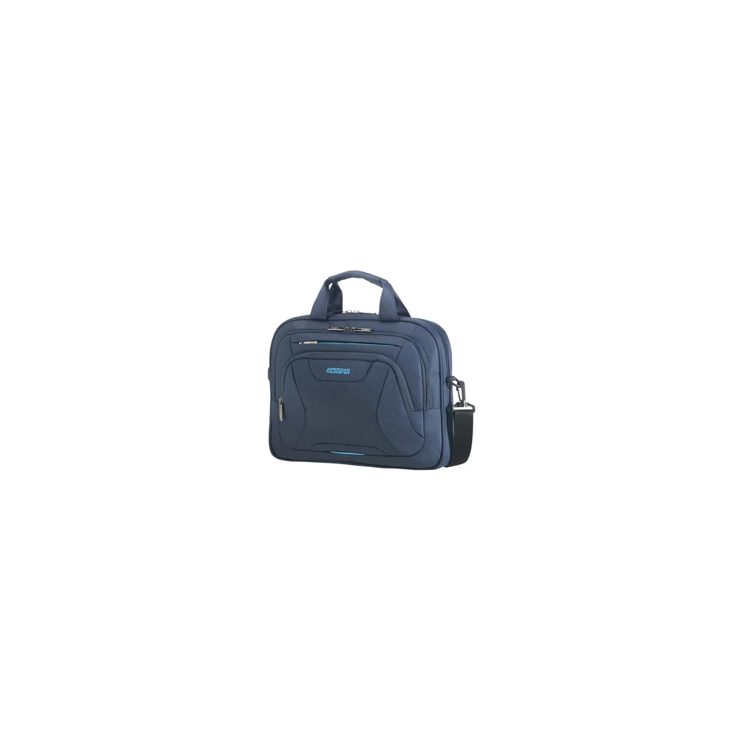 Torba AMERICAN TOURISTER At Work (88531-1552) Granatowy