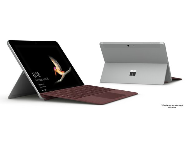Laptop/Tablet 2w1 MICROSOFT Surface Go 4415Y/4GB/64GB eMMC/INT/Win10S