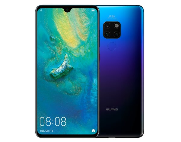 Smartfon HUAWEI Mate 20 Twilight