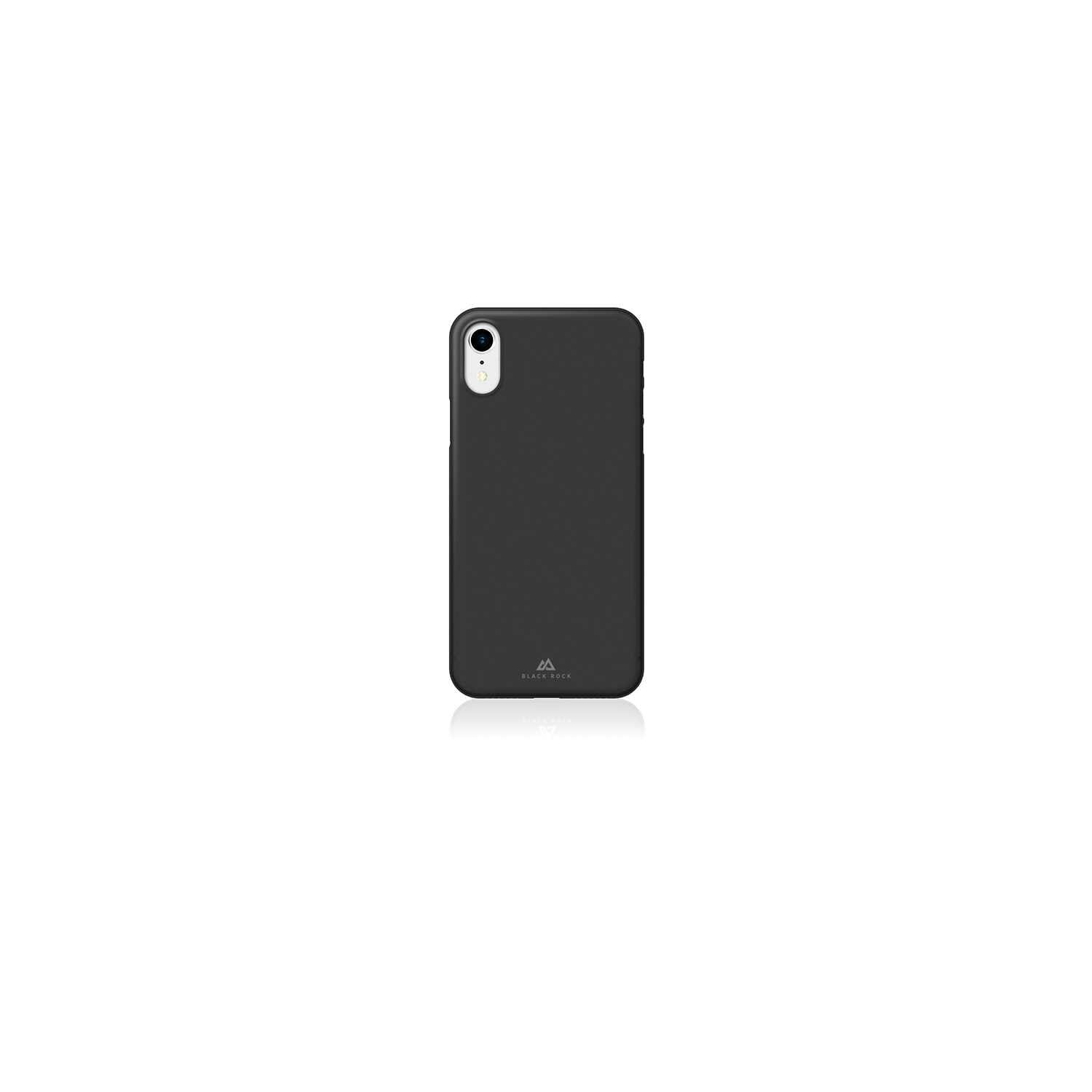 Etui HAMA Black Rock Ultra Thin Iced do smartfona Apple iPhone XR Czarny