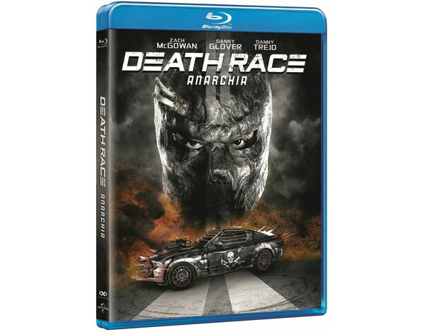 Death Race: Anarchia (BD)
