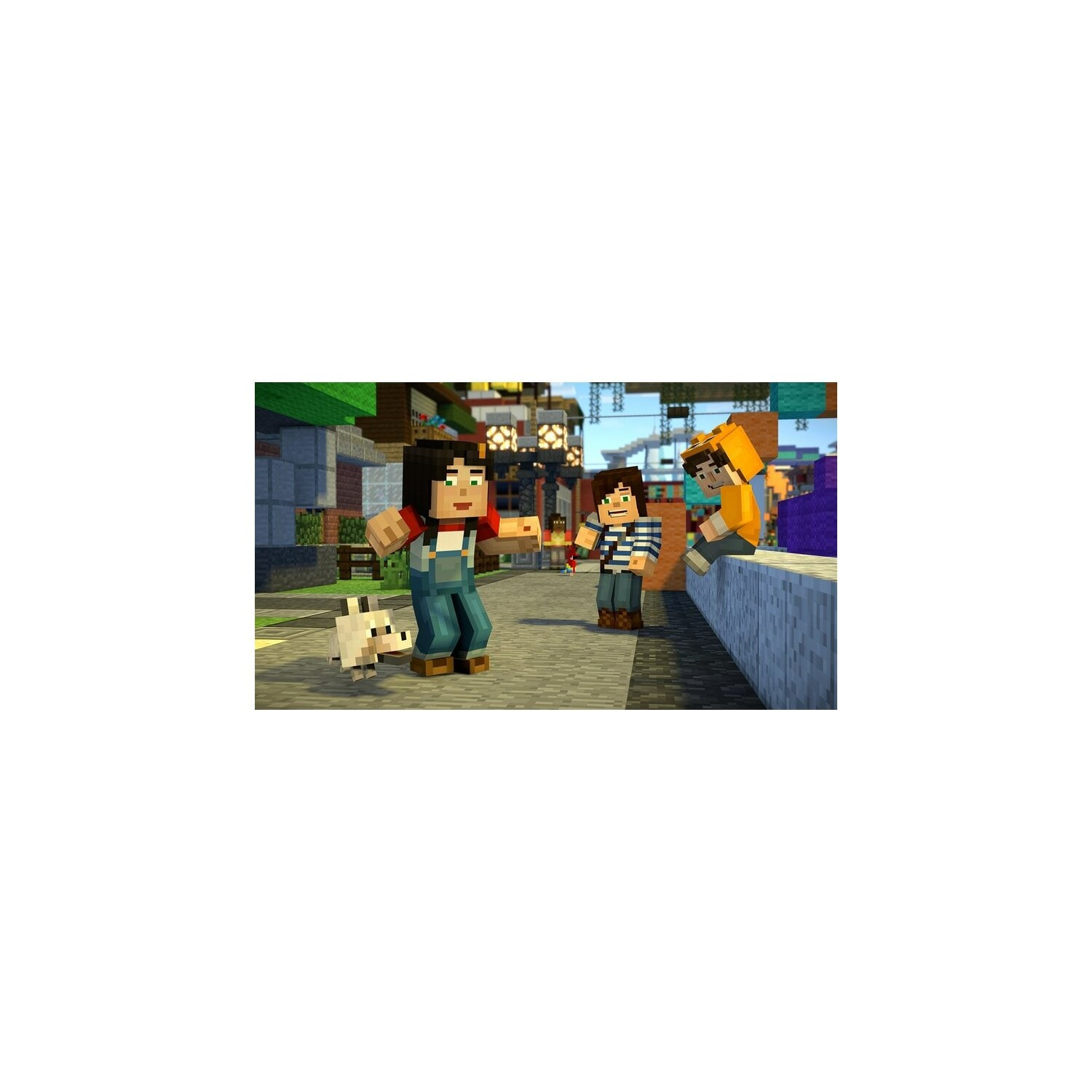 Gra PC Minecraft: Story Mode - A Telltale Games Series - Season 2