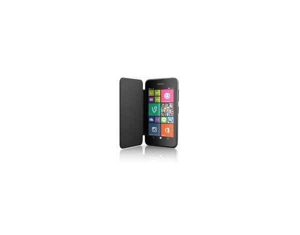Pokrowiec NOKIA Flip Shell Clip-on Case Cover do Nokia Lumia 530 Grafitowy
