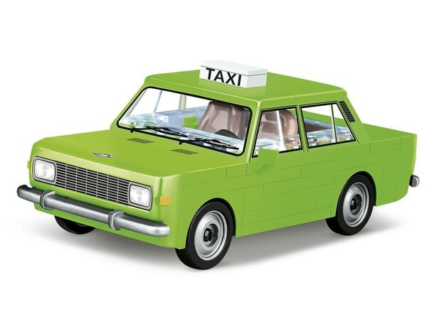 Klocki COBI Youngtimer Collection - Wartburg 353W Taxi (24528)