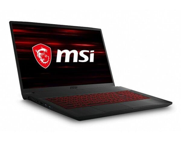Laptop MSI GF75 Thin 10SCXR-095PL FHD 144Hz i7-10750H/8GB/512GB/GTX1650 4GB/Win10H