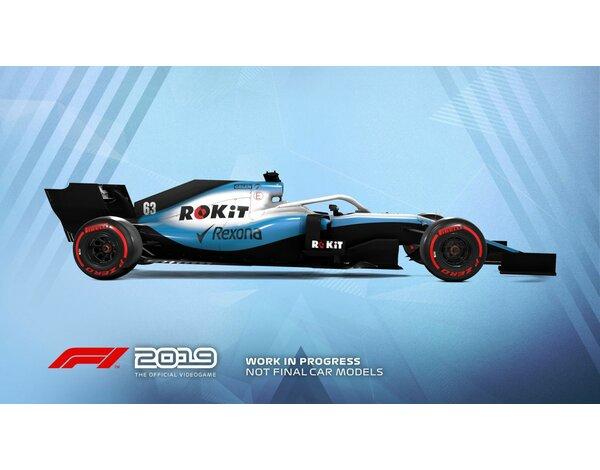 Gra Ps4 F1 2019 Anniversary Edition