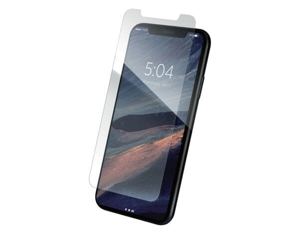 Szkło THOR Glass Case-Fit do Apple iPhone XS Max Przezroczysty