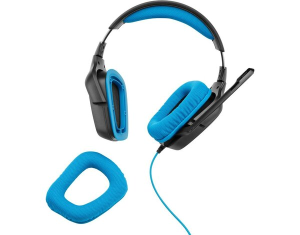 Słuchawki LOGITECH G430 Surround Sound Gaming Headset