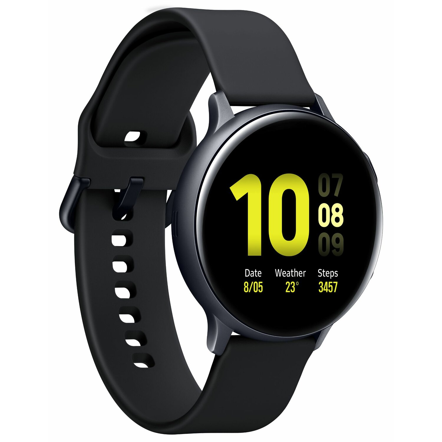 SmartWatch SAMSUNG Galaxy Watch Active2 Aluminium 44mm Czarny SM-R820NZKAXEO
