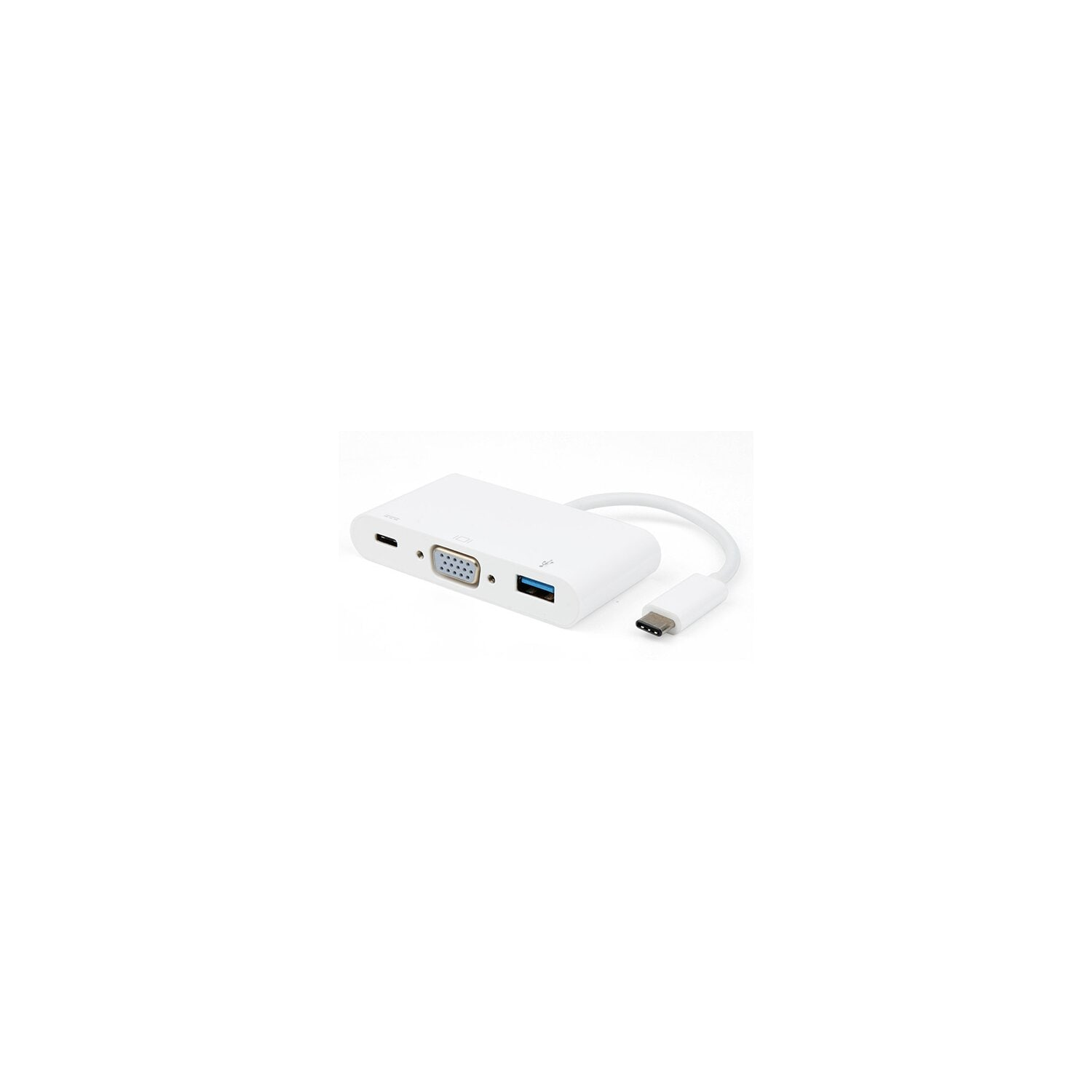 Adapter Adapter USB-C - USB-C/USB3.1/VGA VIVANCO 34294