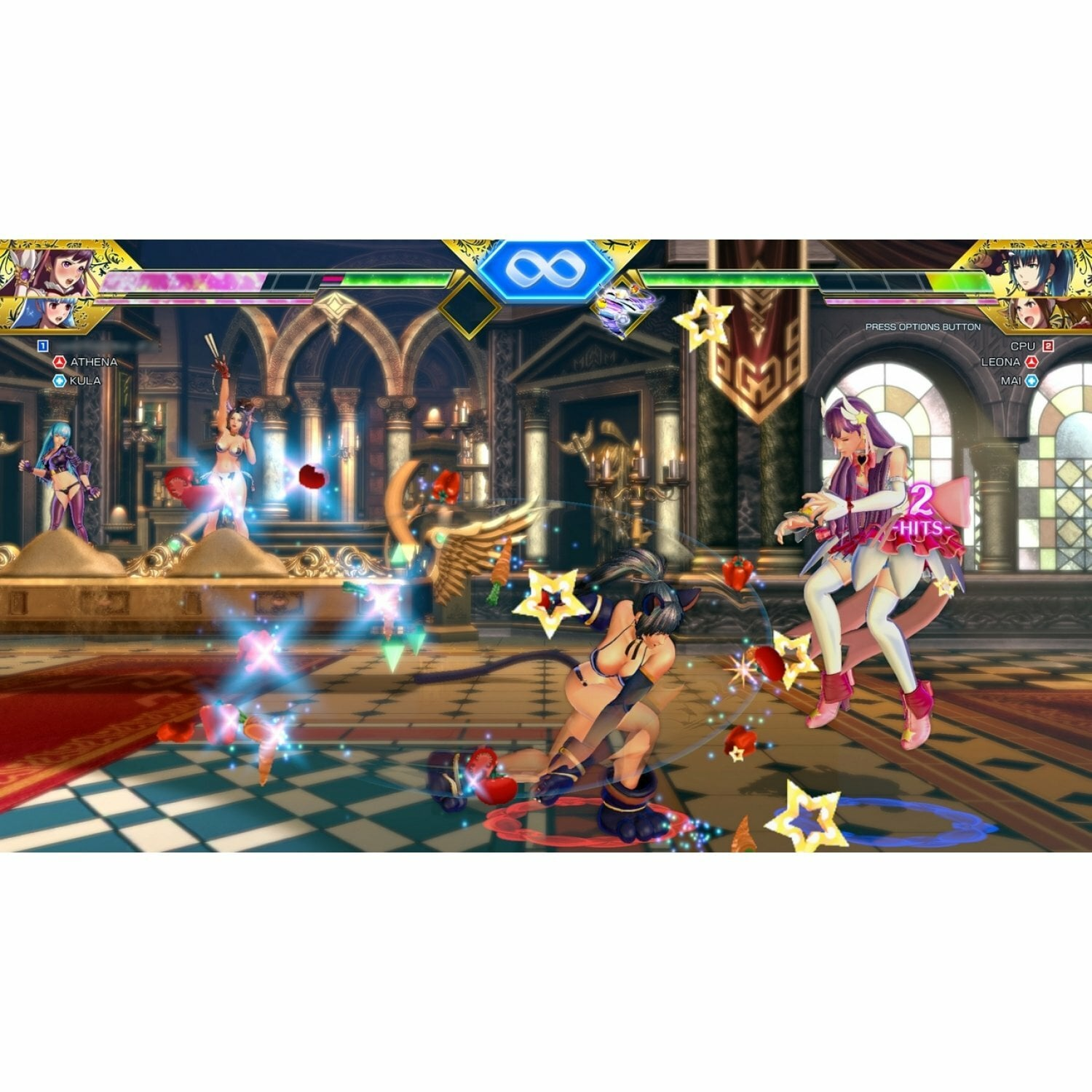 Gra Nintendo Switch SNK Heroines Tag Team Frenzy