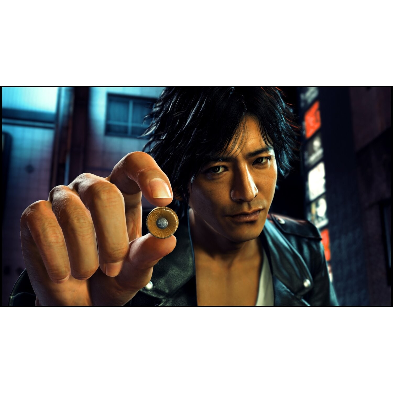 Gra PS4 Judgment