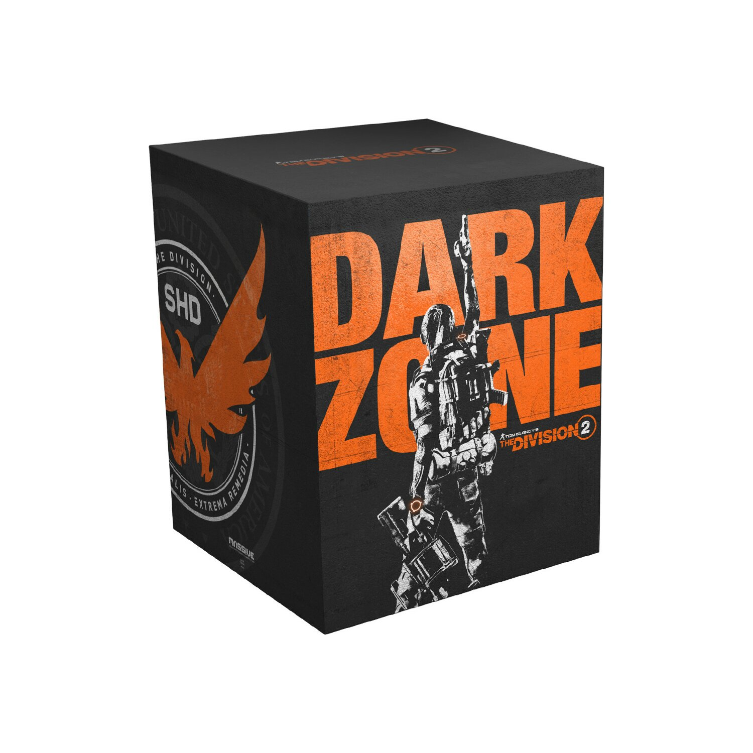 Gra PS4 Tom Clancy's The Division 2 Edycja Kolekcjonerska Dark Zone