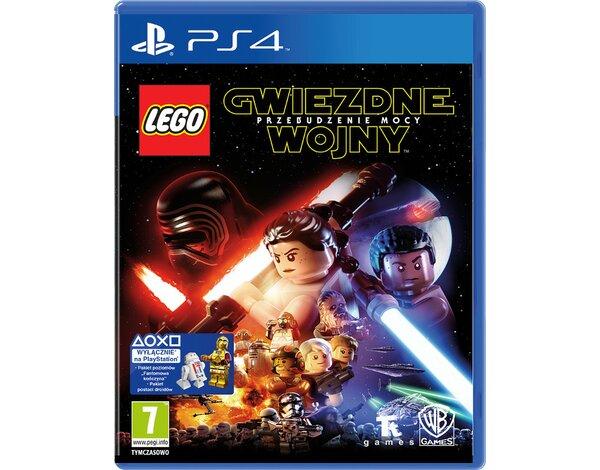 Gra Ps4 Lego Gwiezdne Wojny Przebudzenie Mocy Playstation 4