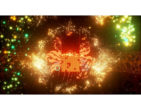Gra PS4 Tetris Effect