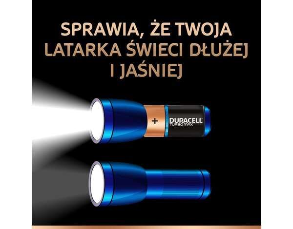 Baterie DURACELL Turbo Max C 2szt.