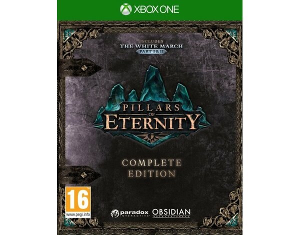 Gra Xbox One Pillars of Eternity Complete Edition