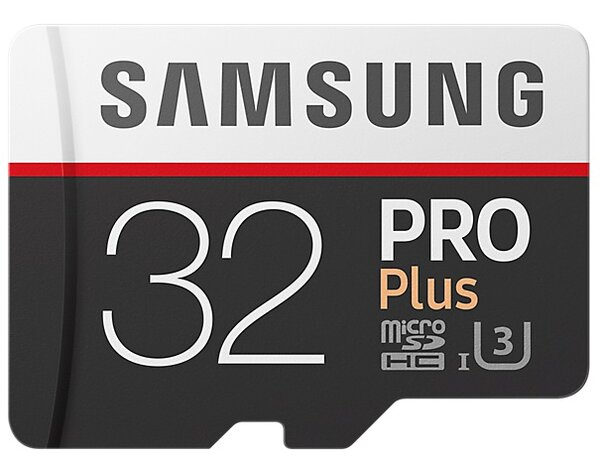 Karta pamięci SAMSUNG Pro Plus 32GB microSDHC MB-MD32GA/EU + adapter SD
