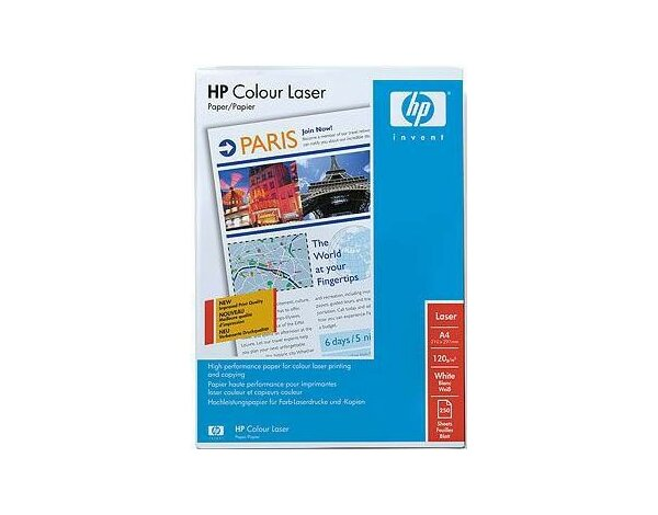 Papier HP Colour Laser 120