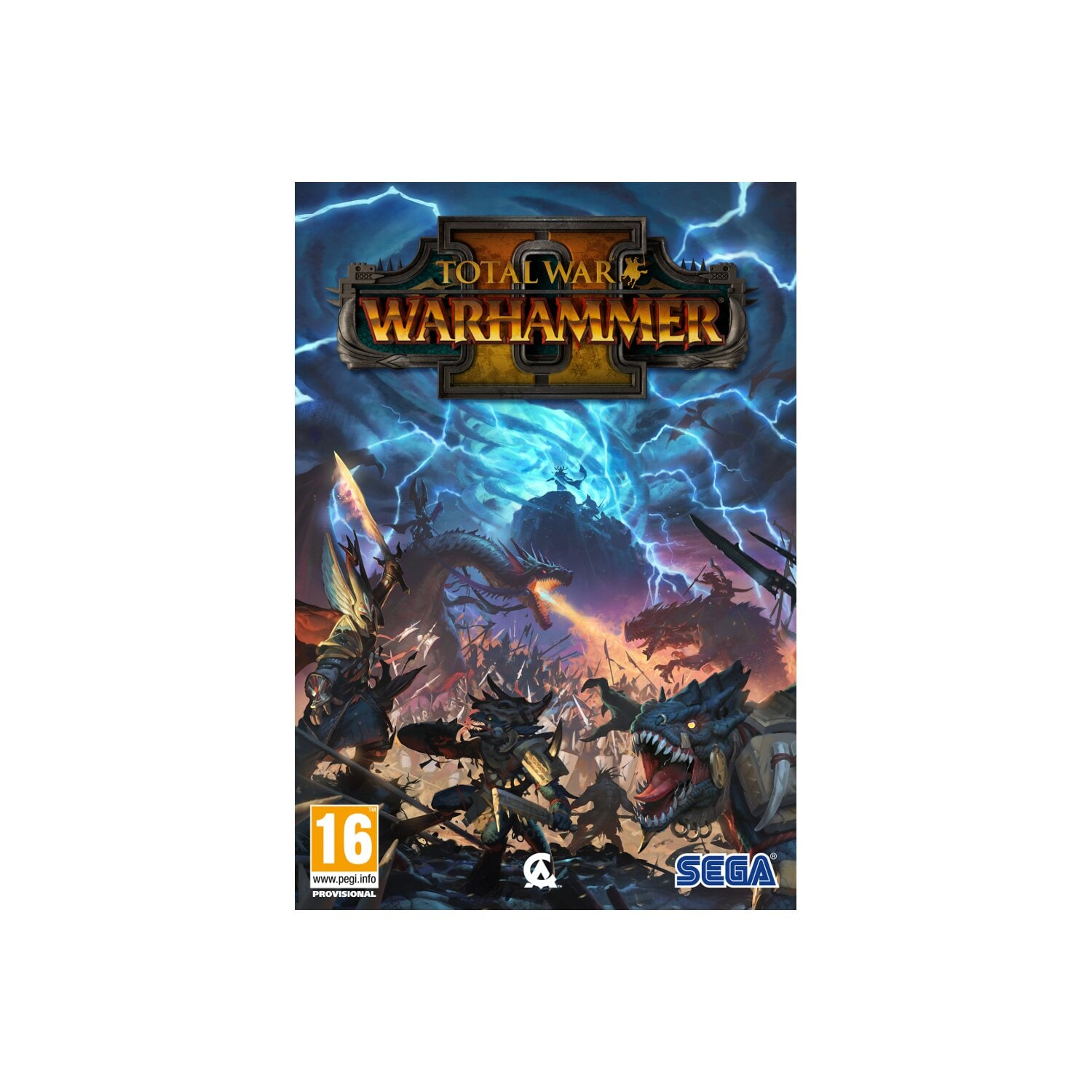 Gra PC Total War Warhammer II