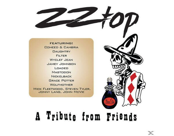 ZZ Top-A Tribute From Friends