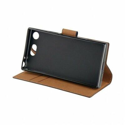 82c0c0a5a8f35 Etui XQISIT Slim Wallet Selection Sony Xperia XZ1 Czarny